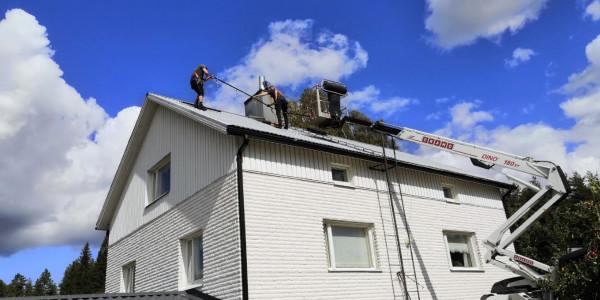Capito aurinkokeräimet - valmis asennus - Jyväskylä - Keski-Suomi - 4