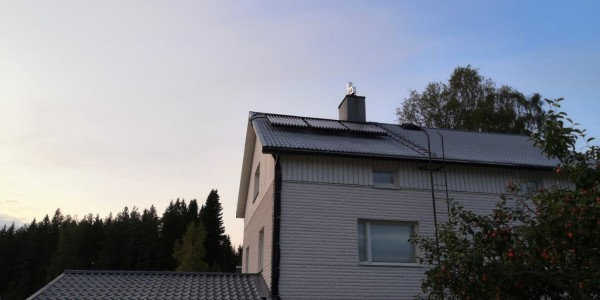 Capito aurinkokeräimet - valmis asennus - Jyväskylä - Keski-Suomi