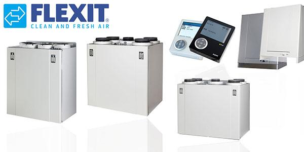 Flexit ilmanvaihtokoneet