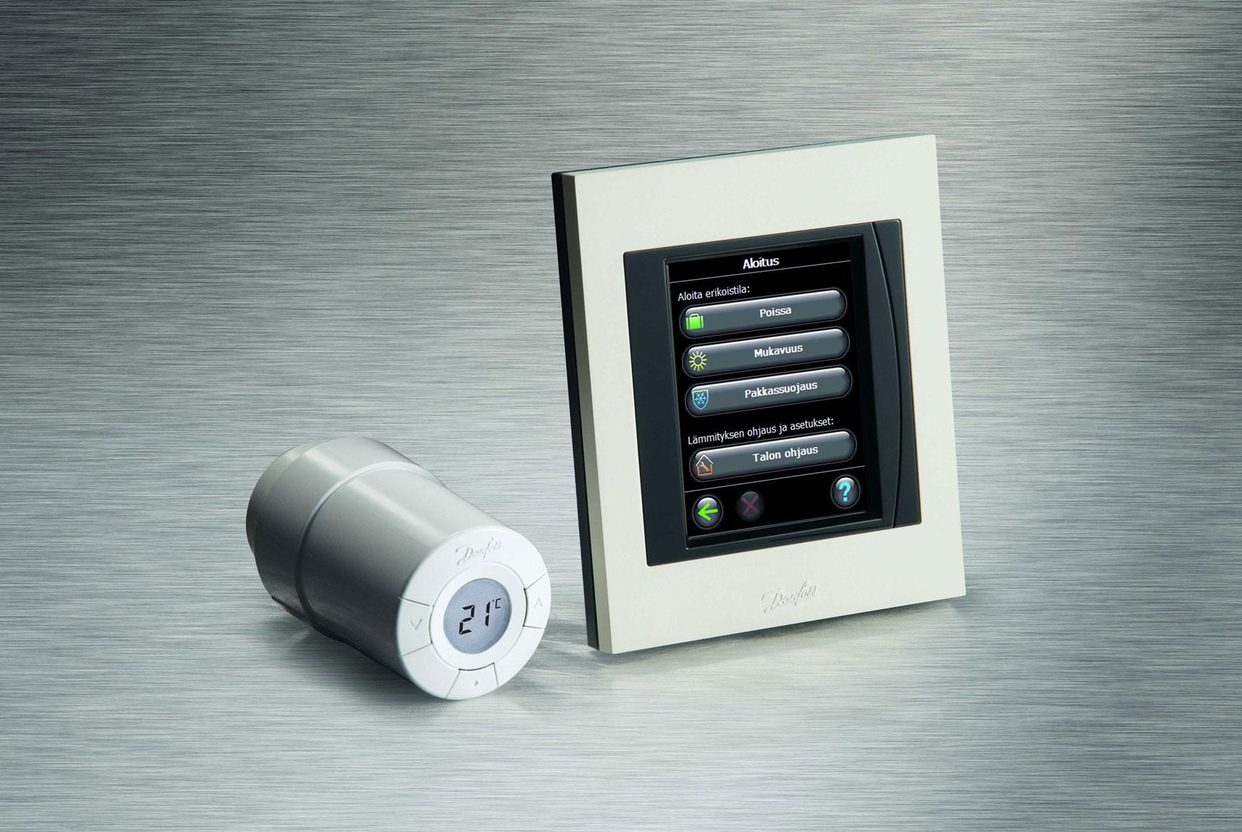 Danfoss Living Eco ja Link -laitteet