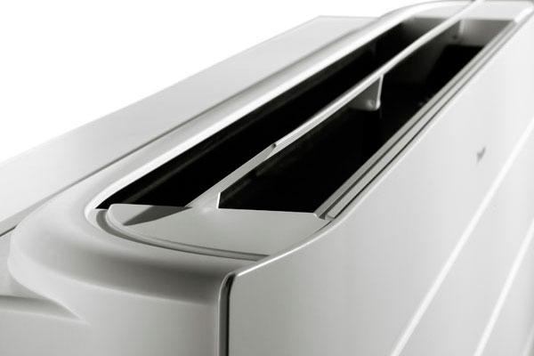 Daikin Nexura ilmalämpöpumpun sisäyksikkö FVXG-K etuyläviistosta