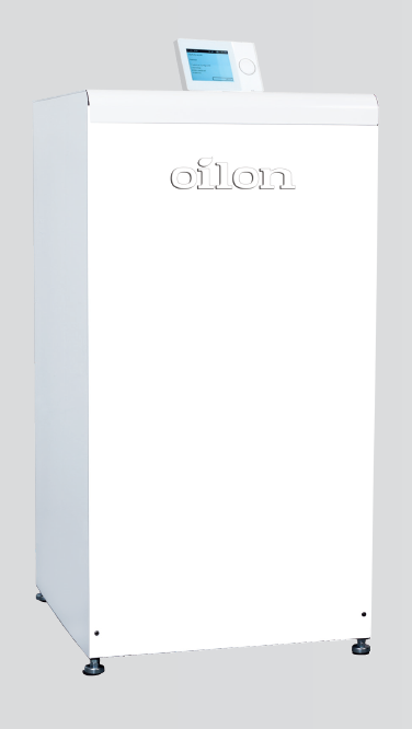 Oilon Junior GT-maalämpöpumppu