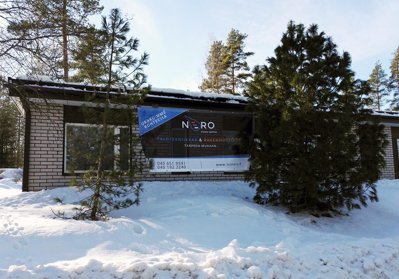 Lämpöverkko- ja käyttövesiremontti - Suolahti / Keski-Suomi