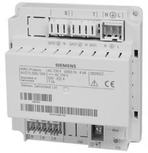 Lisäohjainmoduuli Siemens E AVS75.370/109