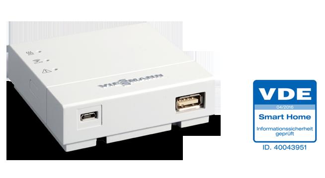 Viessmann Vitoconnect 100 tiedonsiirtoyksikkö
