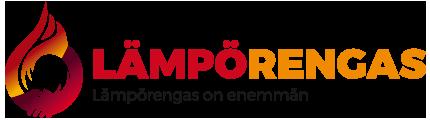 Lämpörengas Oy:n logo
