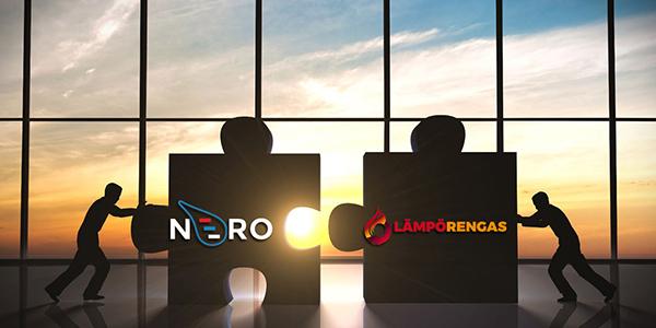 LVI-Nero Oy ja Lämpörengas Oy yhteistyöhön